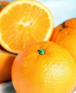 Oranges from Valencia