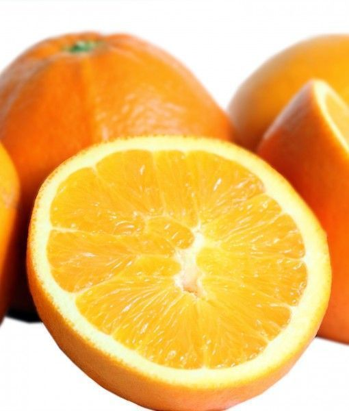 Caja naranjas de mesa
